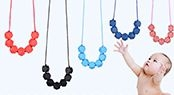 Silicone Teething Necklace QC