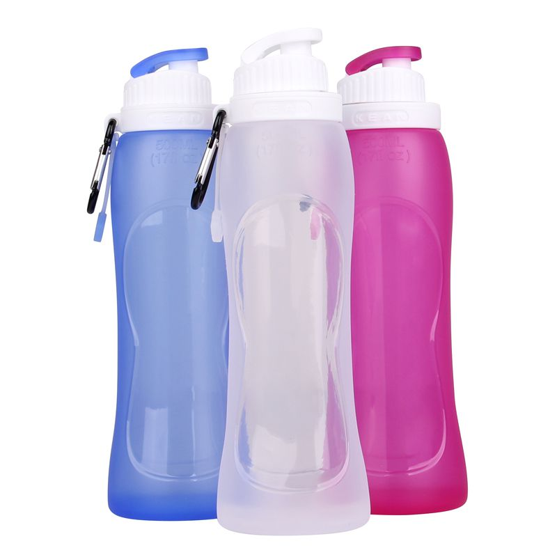 Foldable water bottle wholesale