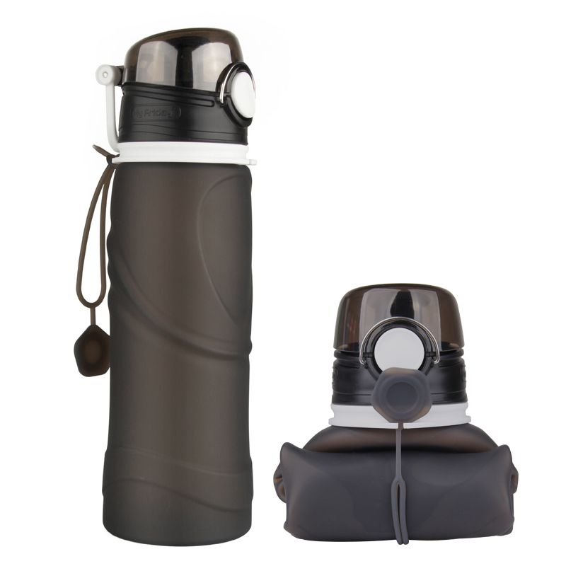 reusable foldable water bottle