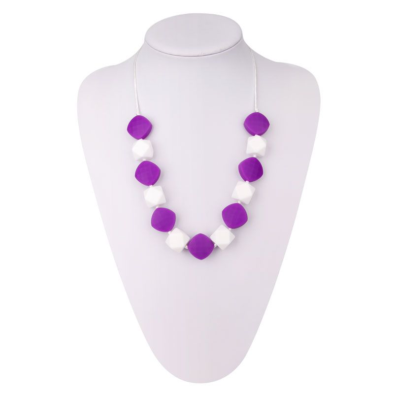 silicone necklace baby