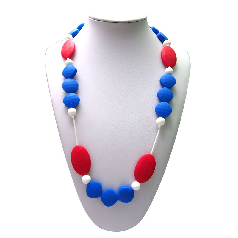 silicone teething necklace canada