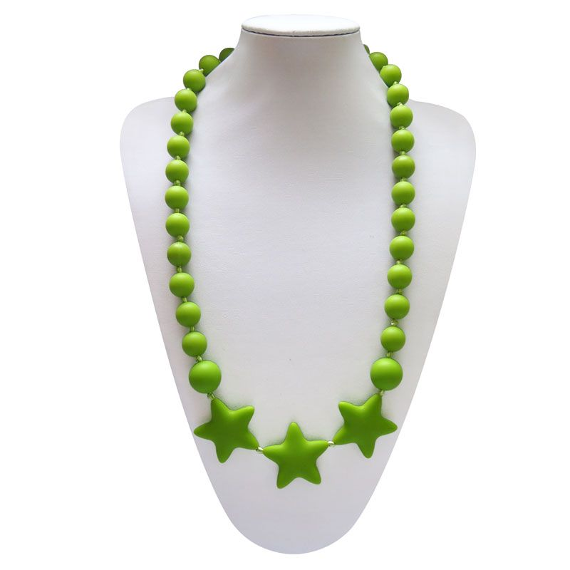 silicone teething necklace nz
