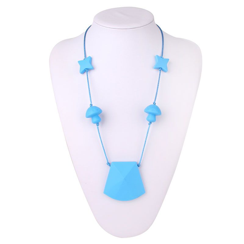 cheap teething necklace