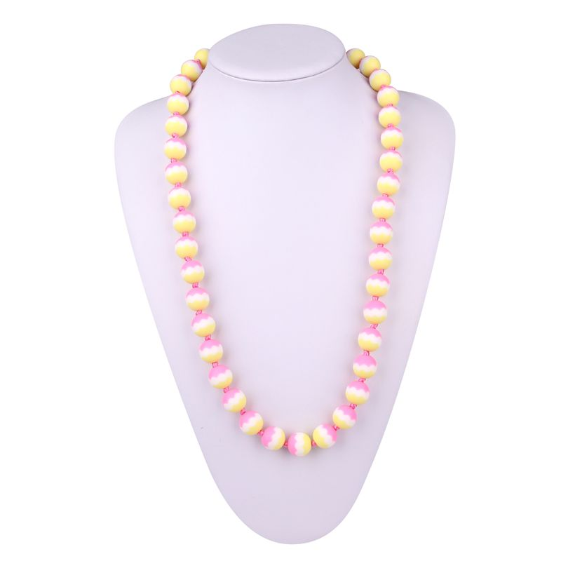 silicone teething jewelry