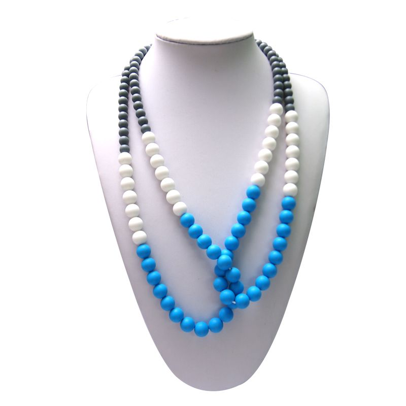 wholesale teething necklaces