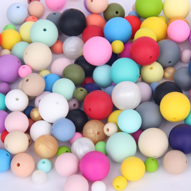 silicone beads for crafts