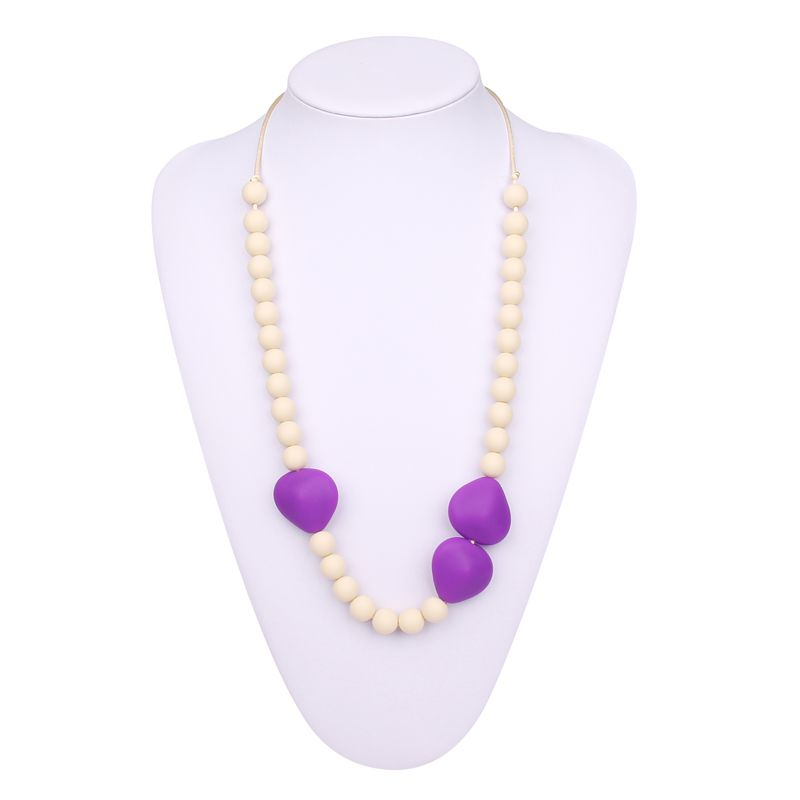 silicone beads jewelry