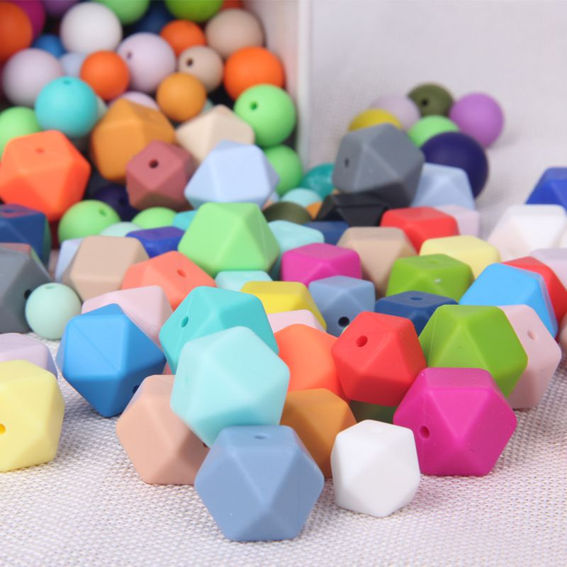 silicone teething beads canada