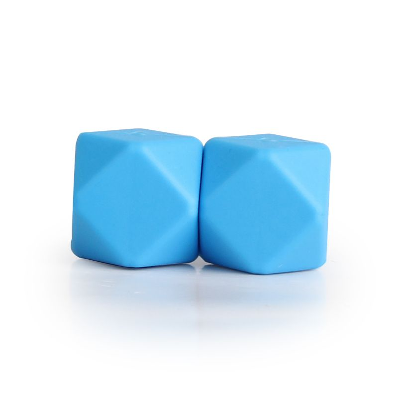 Silicone Teething Beads Wholesale Loose Silicone Beads For