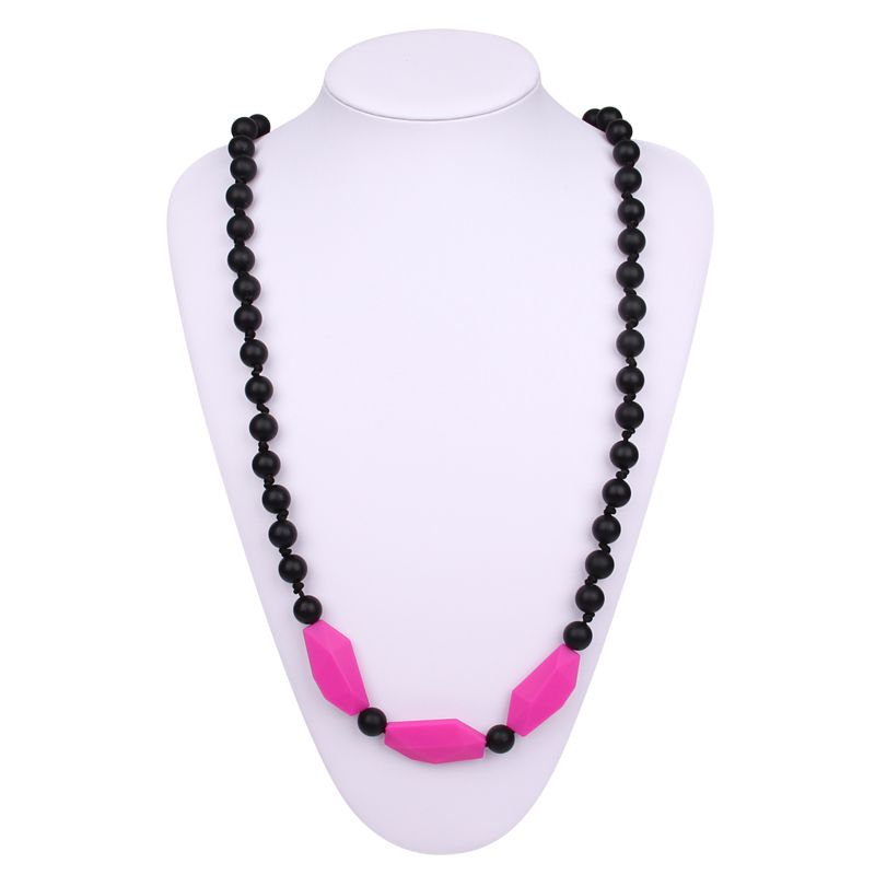 baby teething necklace wholesale