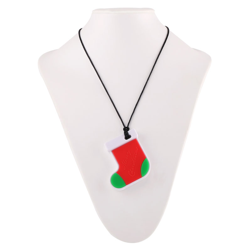 silicone teething pendant wholesale