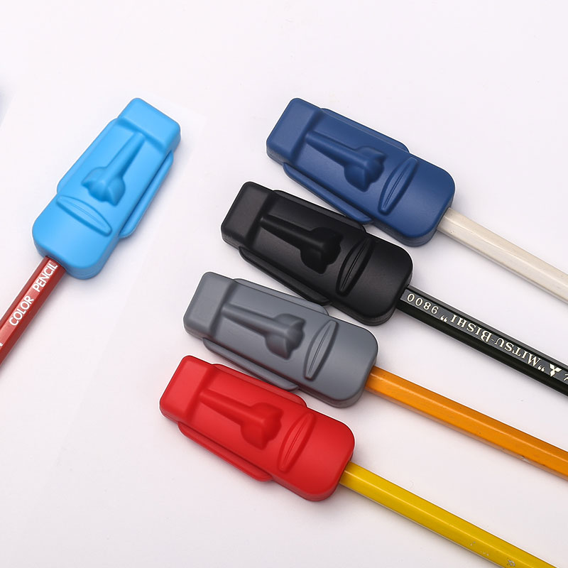 silicone pencil topper