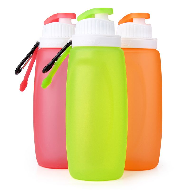 Collapsible Water Jug Light Weight Silicone Water Jug