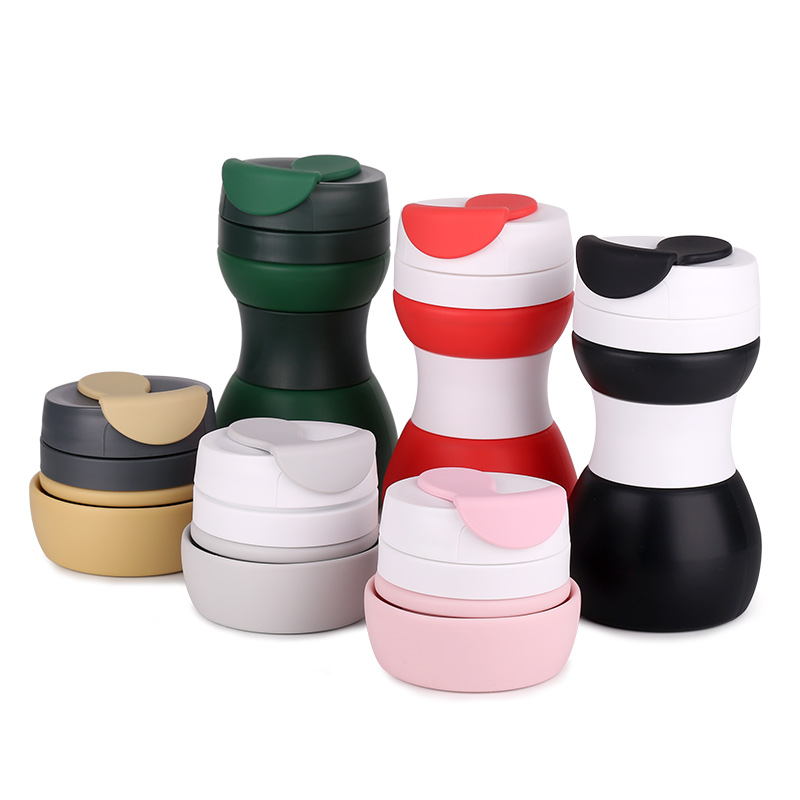 collapsible cup silicone
