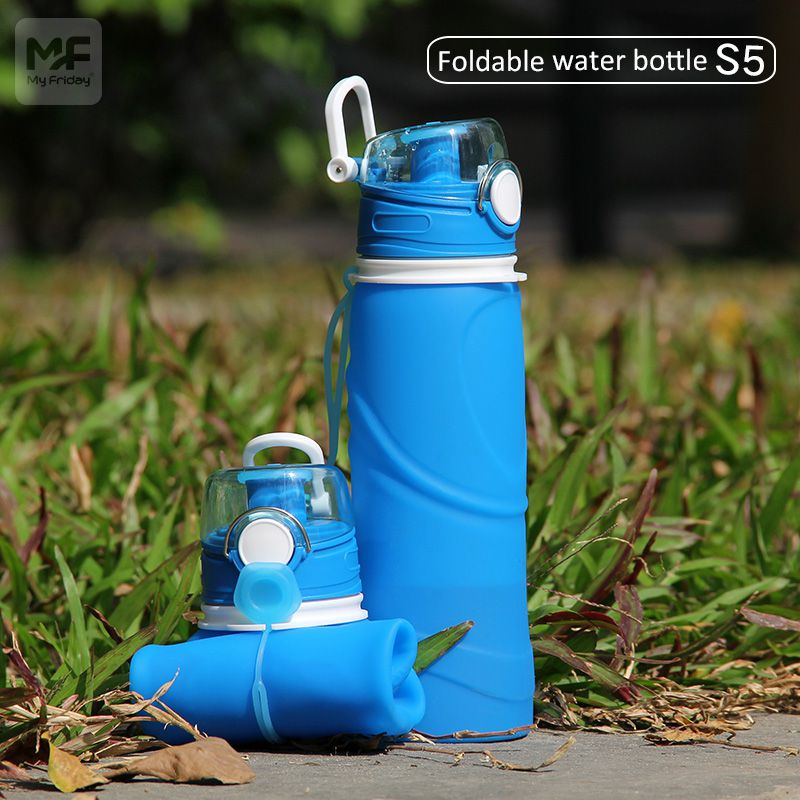 flexible water bottle