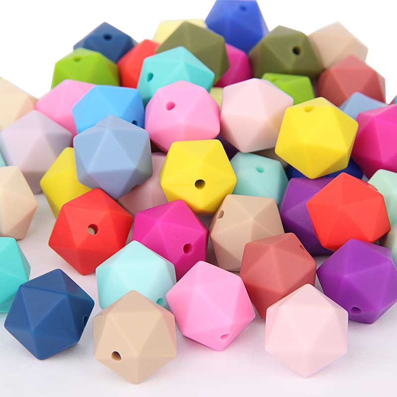 silicone beads wholesale