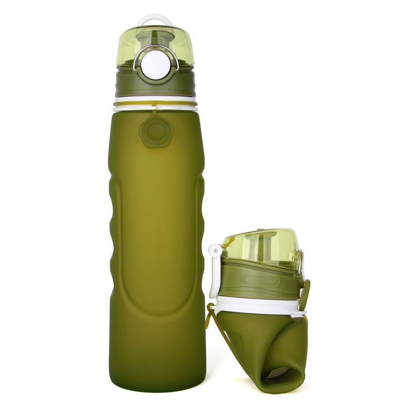 squeeze water bottle