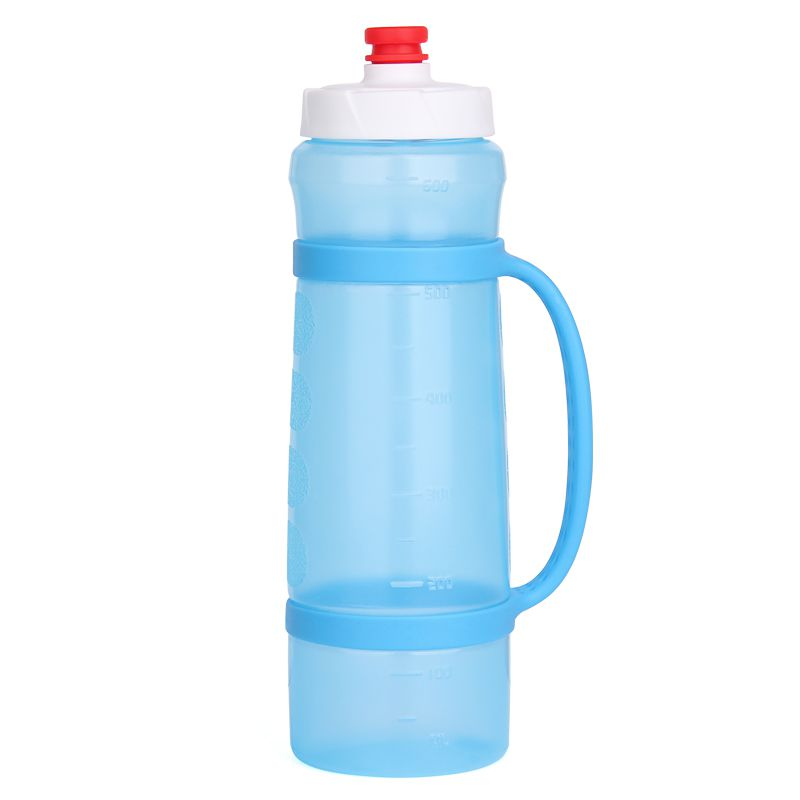 Running water bottles