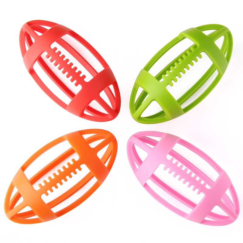 Football Silicone Teether
