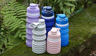 Silicone Outdoor Bottles