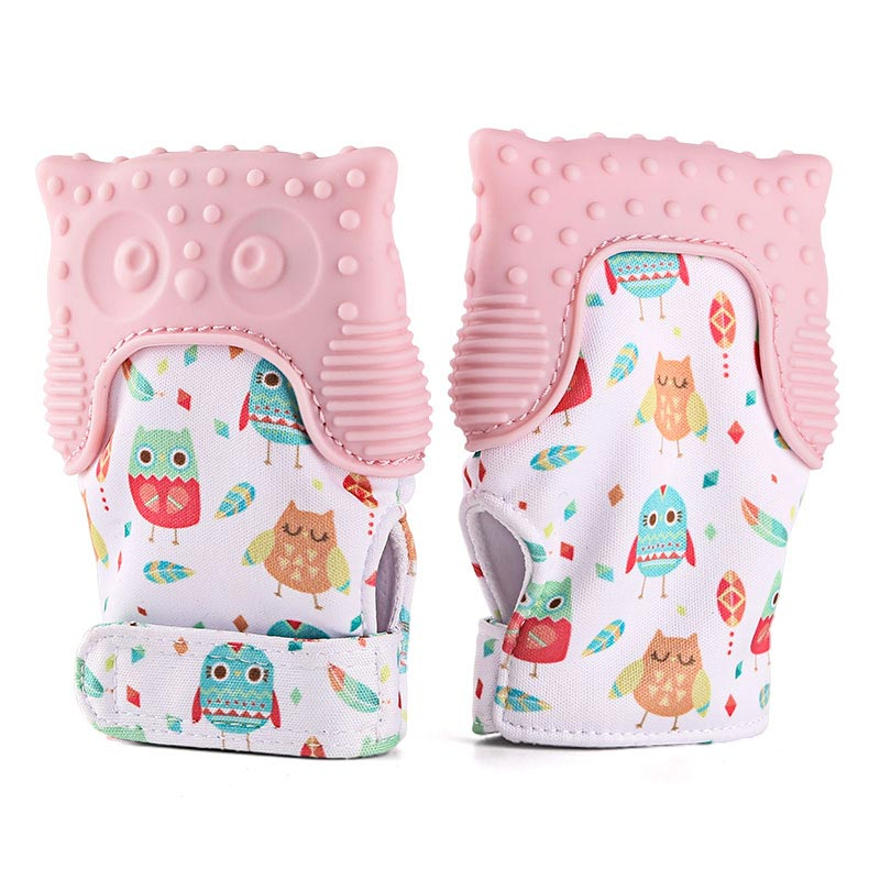 teething mitt uk
