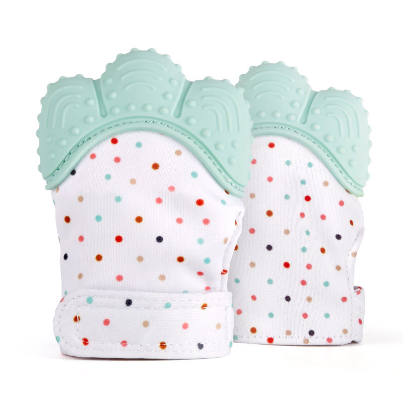 walmart hot sale teething mittens