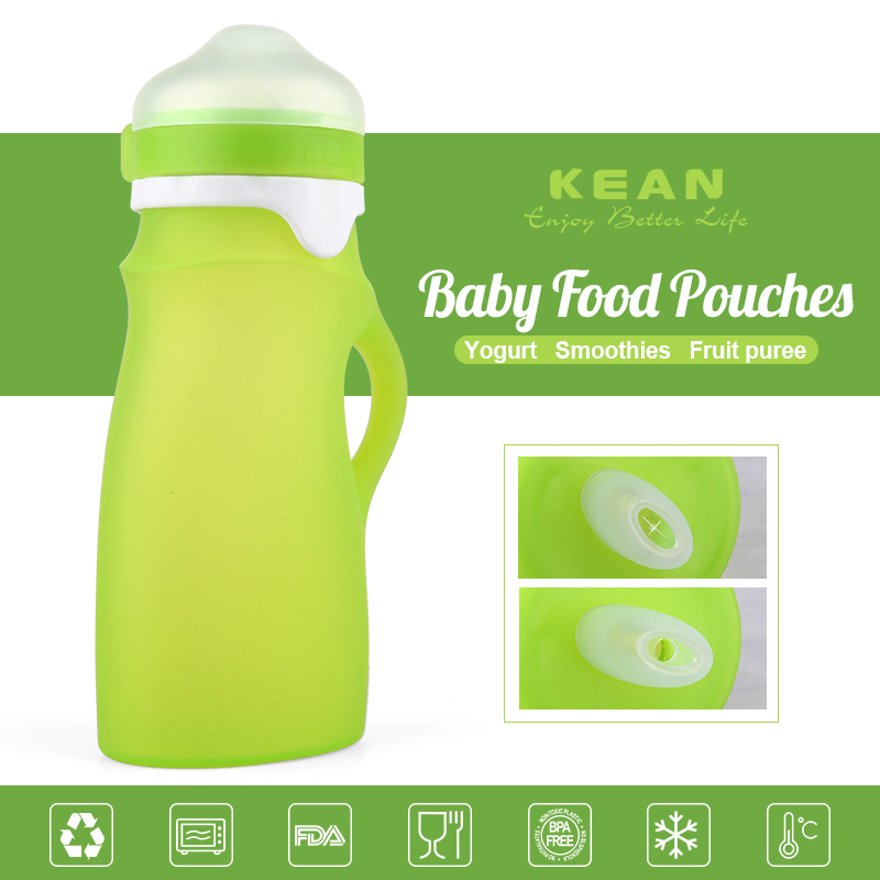 refillable baby food pouches
