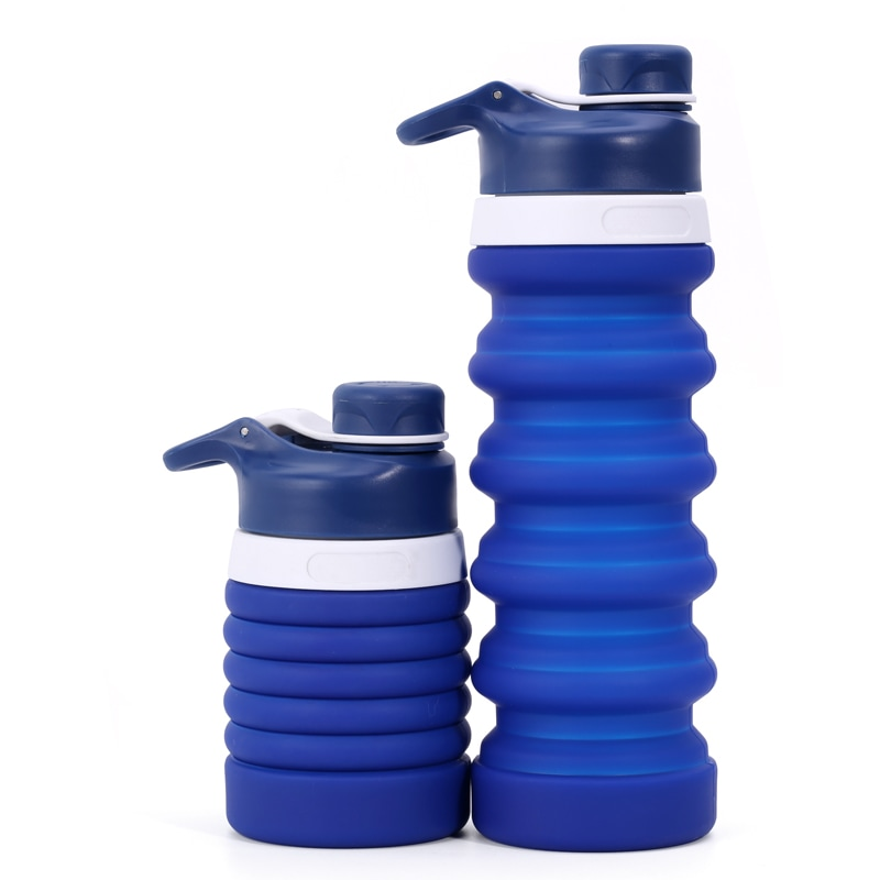 flexible water bottle M