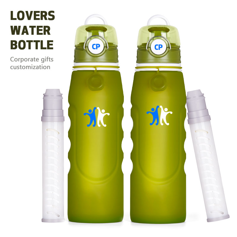 UF membrane filter water bottle gift