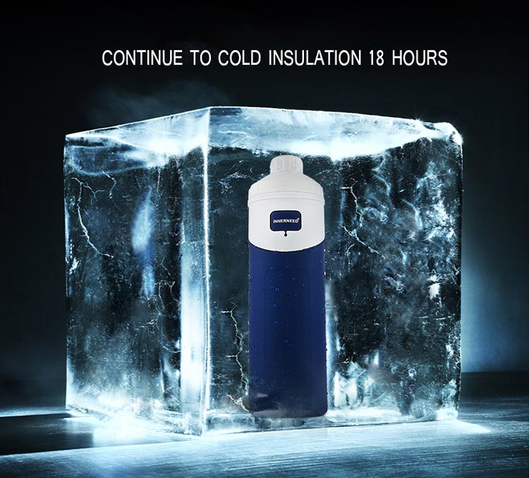 keep cold water bottle