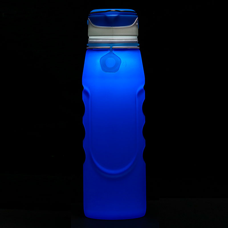 water bottle light