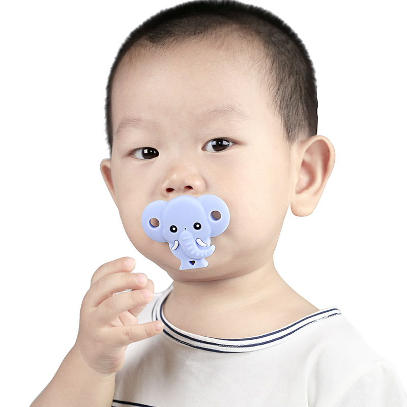silicone pacifier