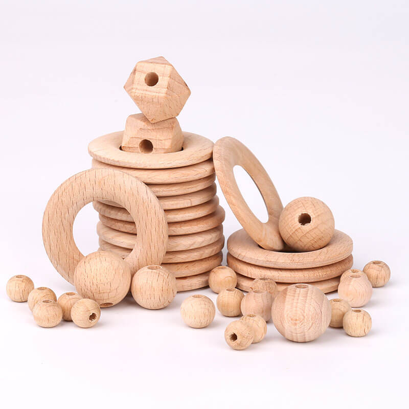 wooden beads wholesale