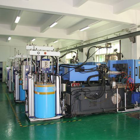 Kean silicone factory