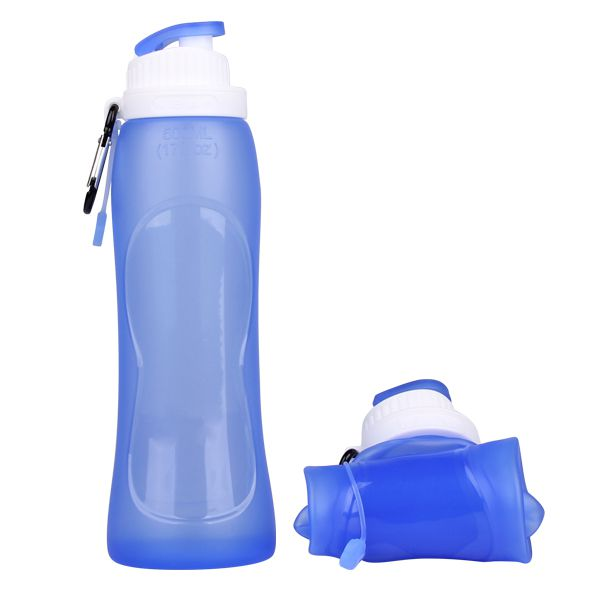 silicone water bottle S3