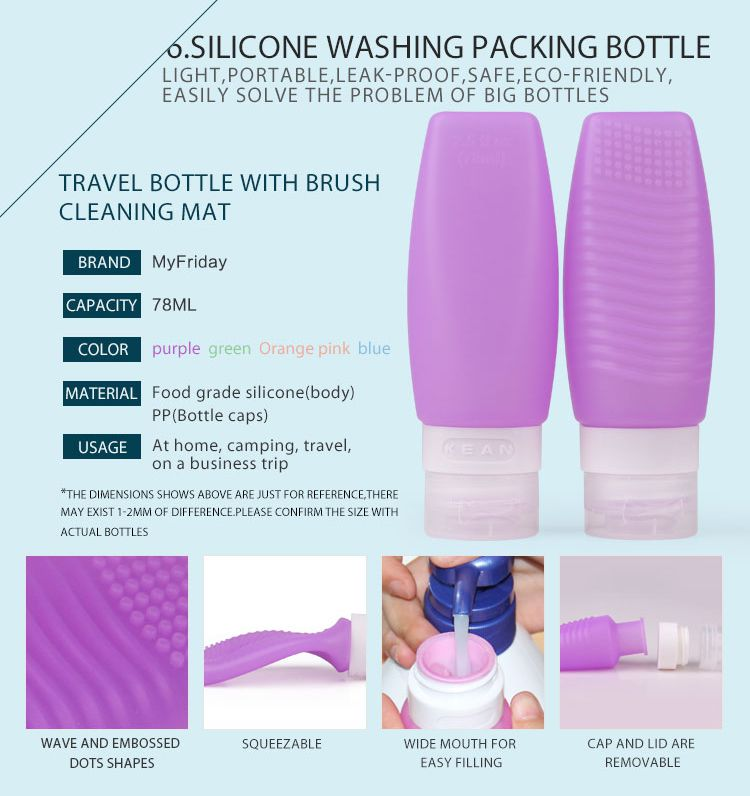 wholesale travel bottles
