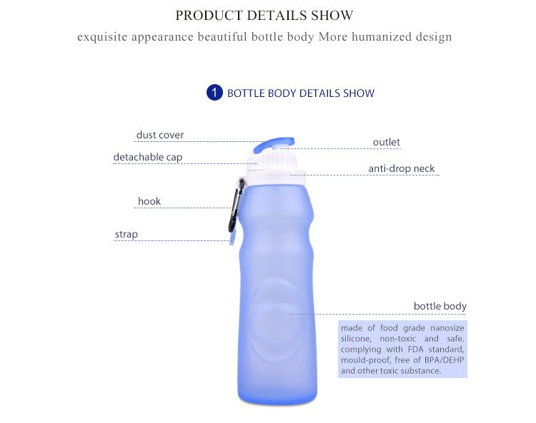 bpa free personalised sport water bottles wholesale