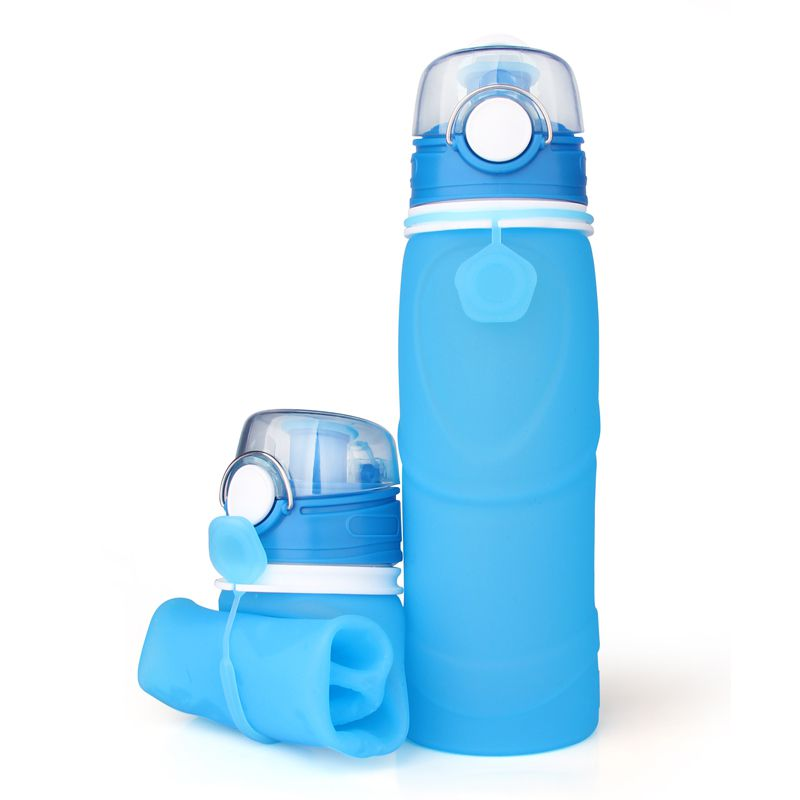 silicone water bottle S5