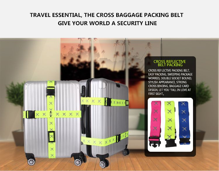 travel luggage straps, tsa luggage strap, luggage belt strap