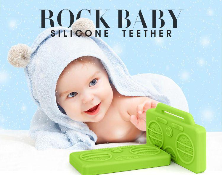 Bpa Free Teething Toys 33