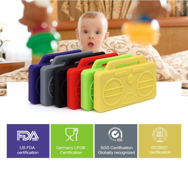 Bpa Free Teething Toys 32