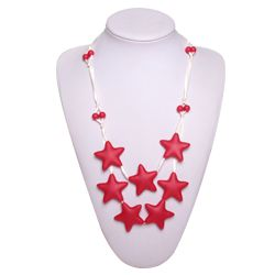 Teething necklace wholesale