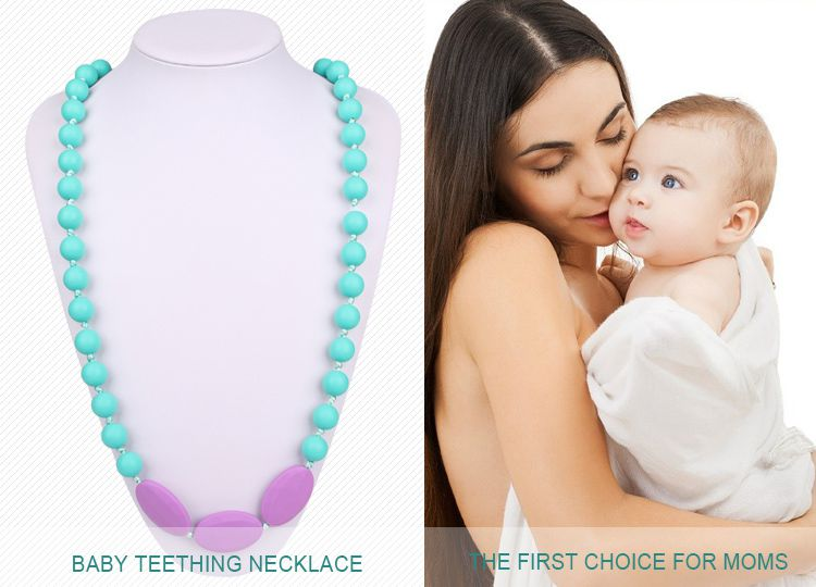100% BPA free, non toxic teething jewellery