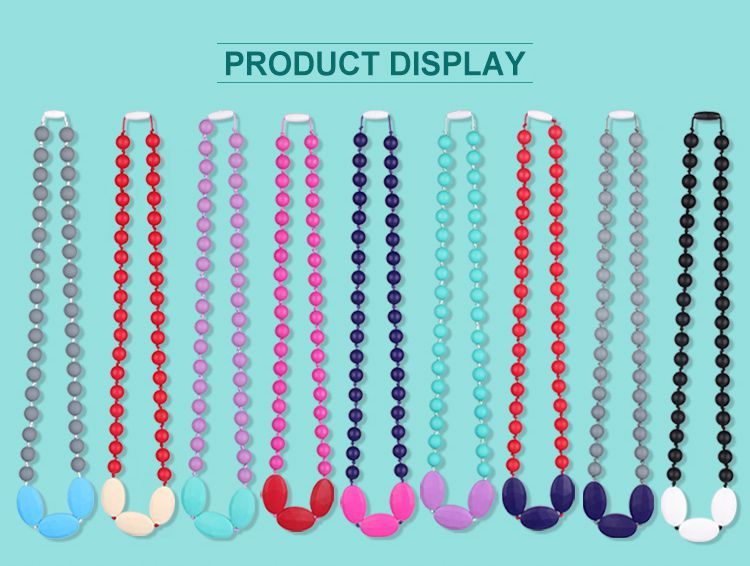9 color silicone jewellery