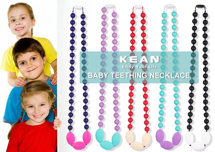Silicone jewellery for mums, 100% BPA free, non toxic teething jewellery