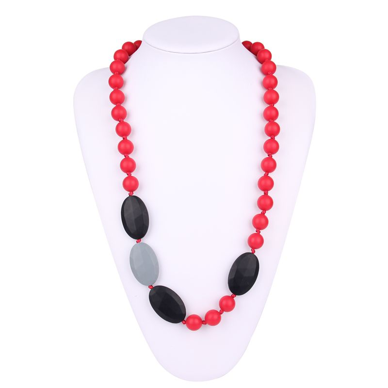 silicone necklace FK004