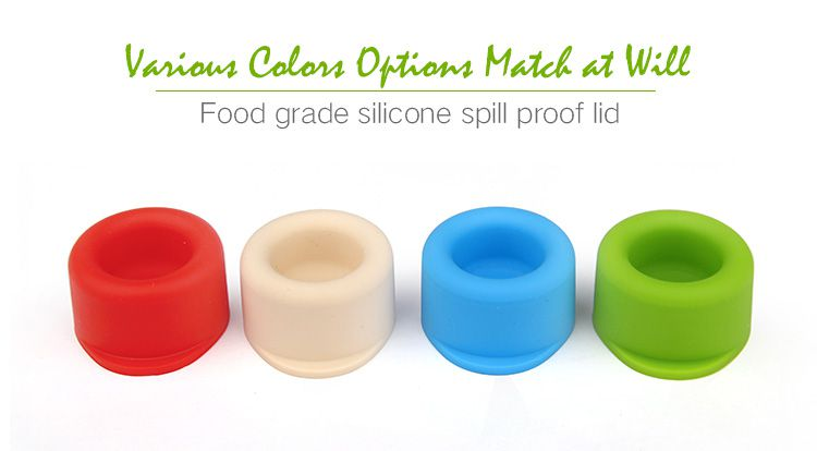 silicone lid for kids