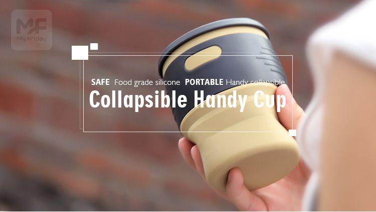 Silicone Coffee Cup, Silicone Cups, Collapsible Travel Cup
