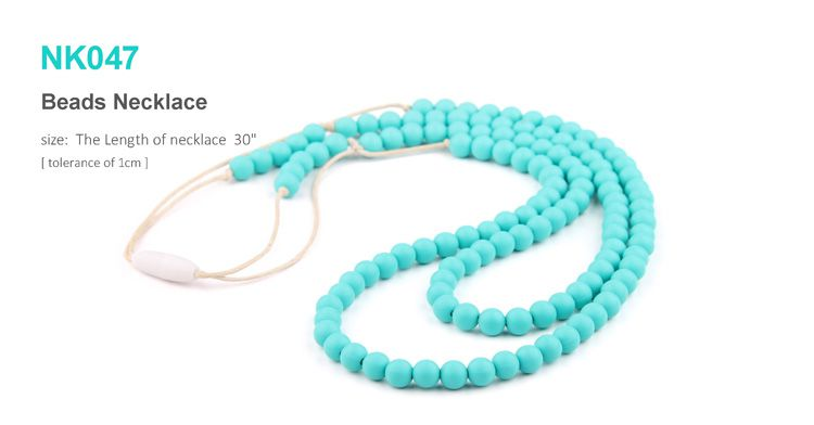 Are teething necklaces safe? Are silicone necklace safe?