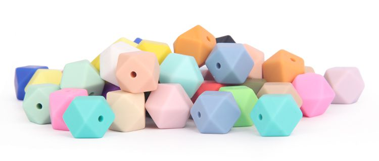 2017 new design silicone beads make, silicone beads wholesale